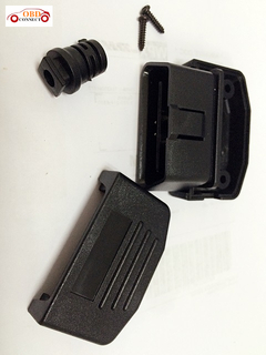 OBD II MALE 16P 90 degrees fabricated